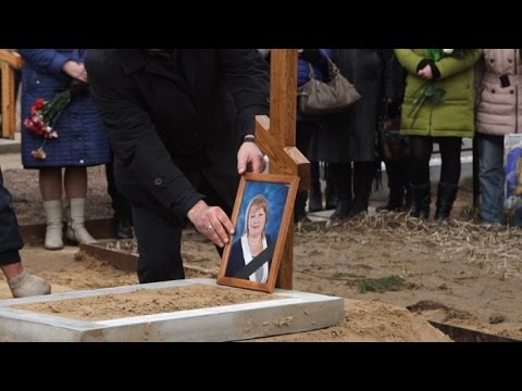 First of St Petersburg attack victims buried