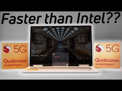 Qualcomm 8cx benchmarked: Faster than Intel's i5 8250U?