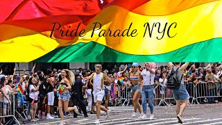 Pride Parade 2018 | NYC | USA