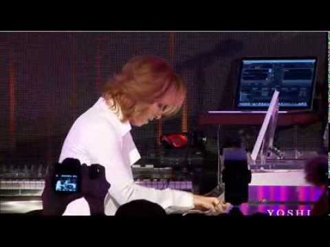 Yoshiki Classical at The Grammy Museum 19 Feb 2014