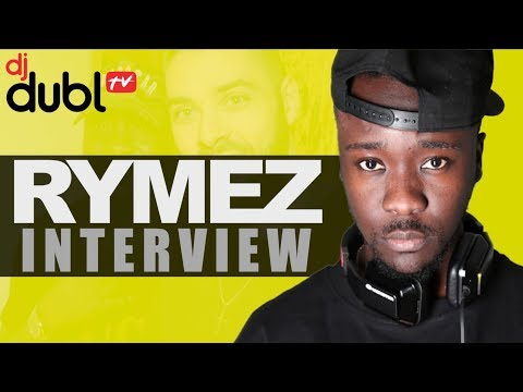 Rymez Interview - How Stefflon Don 'forced' him into a session, going multi-platinum & producer tips