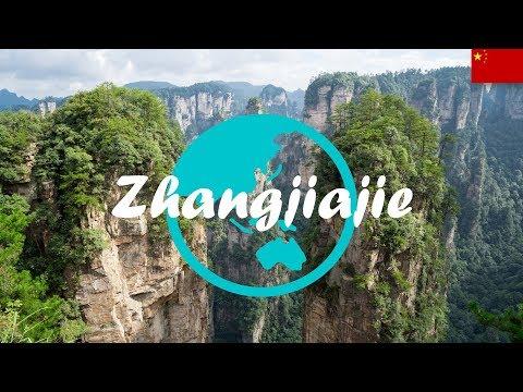 Weltreise Vlog #15: Zhangjiajie ∙ Oben auf den Wolkenfelsen von Avatar