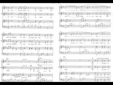Inscription of Hope  - Piano Acc
