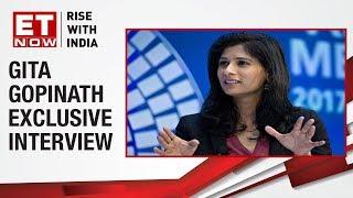 IMF Chief Economist Gita Gopinath From Davos 2019 | Davos Direct