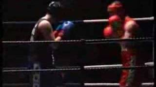 White Collar Boxing, York Hall, May 5th 2006. (Commentary)