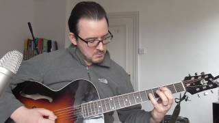 Someday My Prince Will Come (Churchill) - Solo Performance on my Loar LH600