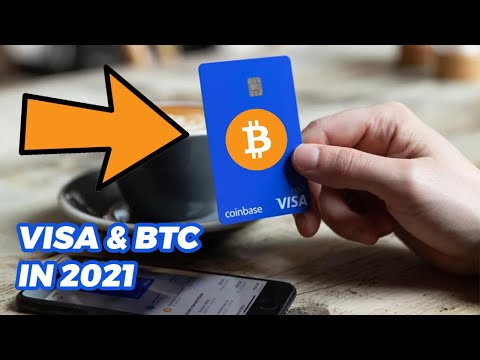 How Visa Will Mainstream Bitcoin In 2021 | Crypto Debit Cards