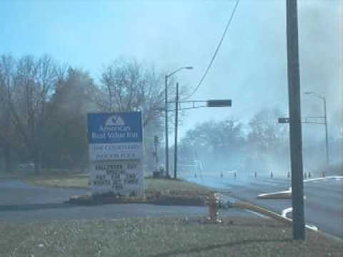 10-20-10: Four-Alarmer Burns Wisconsin Feed Mill