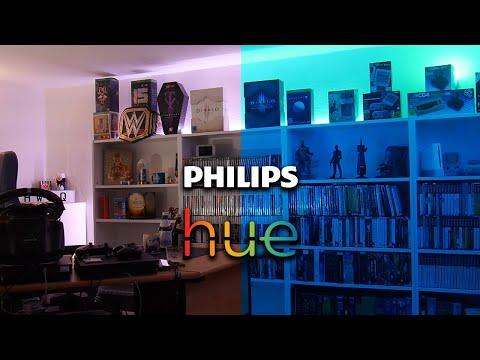 PHILIPS HUE UNBOXING/REVIEW • Die Smart-Home Lampen der Zukunft! | #werbung