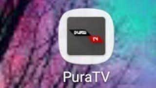 Pura tv apk impresionate apk mira tev premium en android