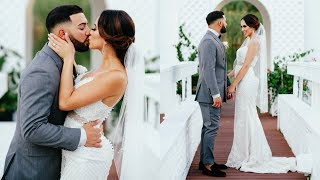 WELCOME TO OUR WEDDING - MR & MRS OLIVERAS ( YES, YOU WILL CRY ONCE MORE )  | VALE LOREN
