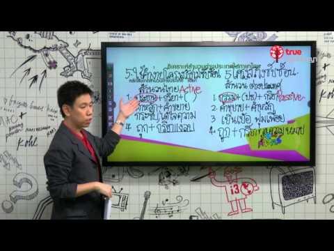 สอนศาสตร์ : ม.ต้น : ภาษาไทย : สำนวนไทย VS.สำนวนต่างประเทศ