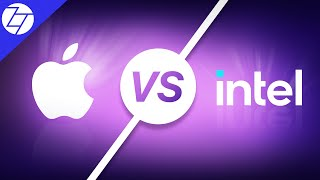 Apple vs Intel - What You DIDN'T Know!