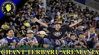 Aksi Dan Chant Terbaru Aremania | Arema FC VS Persela