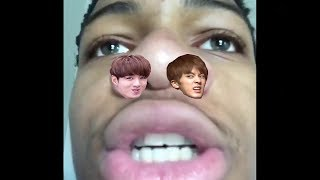 bts as dope island vines
