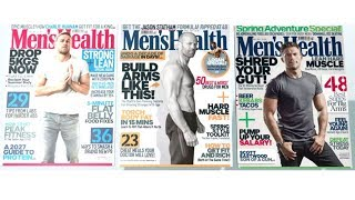 Men's Health: Subscriptions Animation