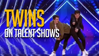 Twins Got Talent The Best And Worst Of Twins On Talent Shows MP3