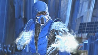 Injustice 2 Sub-Zero Vs All Characters All IntroInteraction Dialogues & Clash Quotes