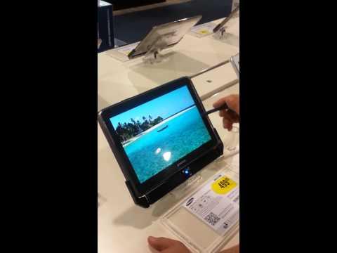 Sales Training - Samsung Note 10.1