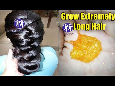 Our Family Secret To Grow Hair Like Rapunzel Miracle Remedy for extremely long Rapunzel hair Growth