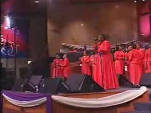Say Yes  Shekinah Glory Ministries Pt 1