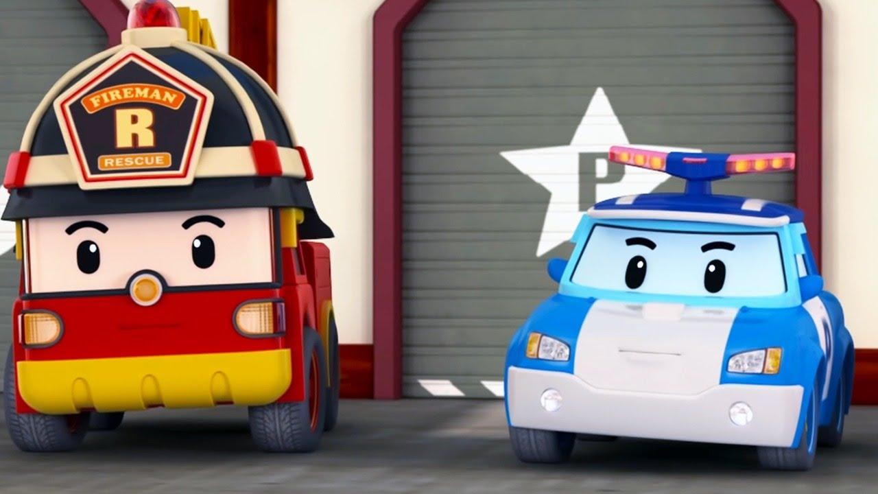 Робокар Поли | Обучающий мультфильм для детей | Прямой эфир