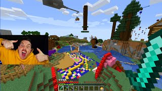 hunting for netherite (dream smp) LIVE
