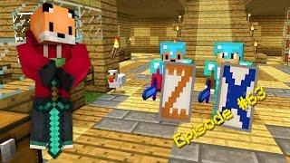 Minecraft - SHIELDS - Foxy's Survival World [63]