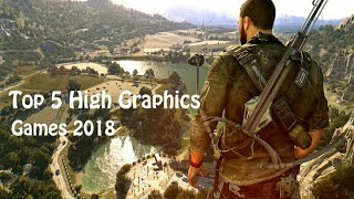 Top 5 High Graphics Games 2018 in Android smartphone//MUST PLAY