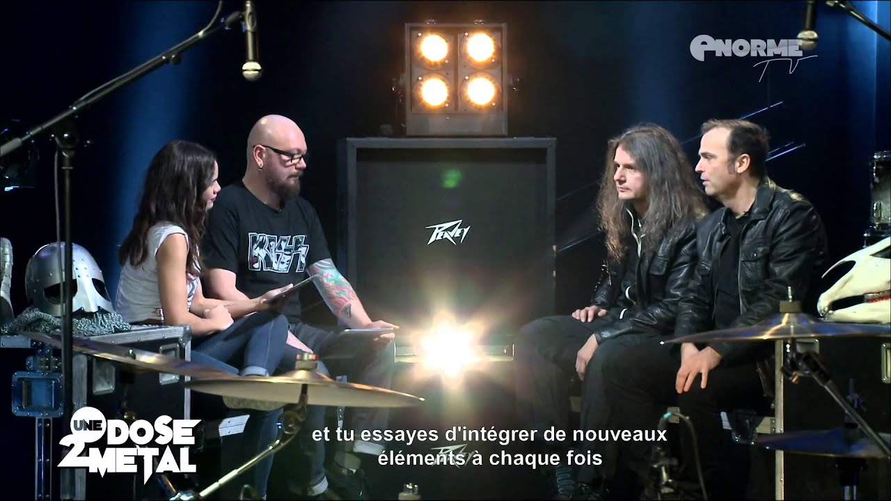 Enorme Tv Une Dose 2 M 233 Tal Blind Guardian Youtube