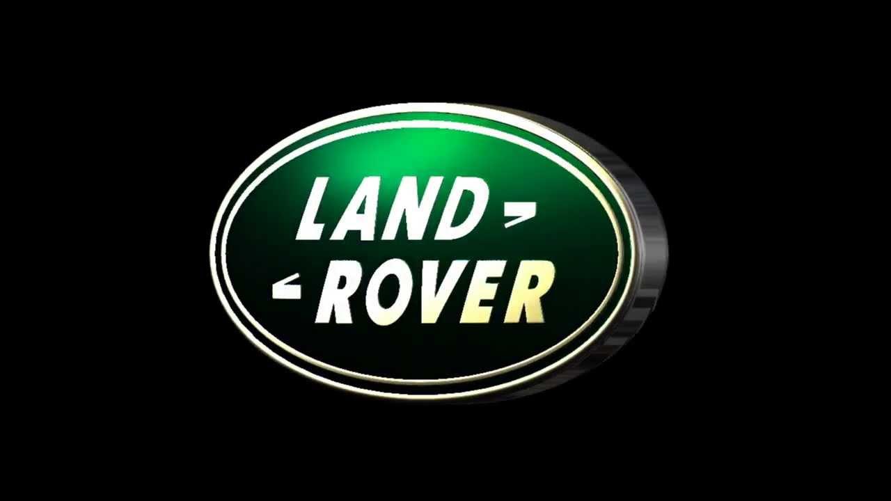 Land Rover Logo Animado Youtube
