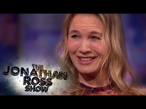 Why Renée Zellweger Took a Break From Acting - The Jonathan Ross Show