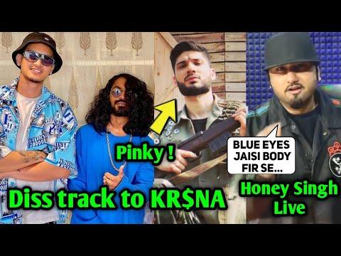 Emiway - Bantai Record Diss track to KR$NA | Loka reply ! | Yo Yo Honey Singh live Big announcement
