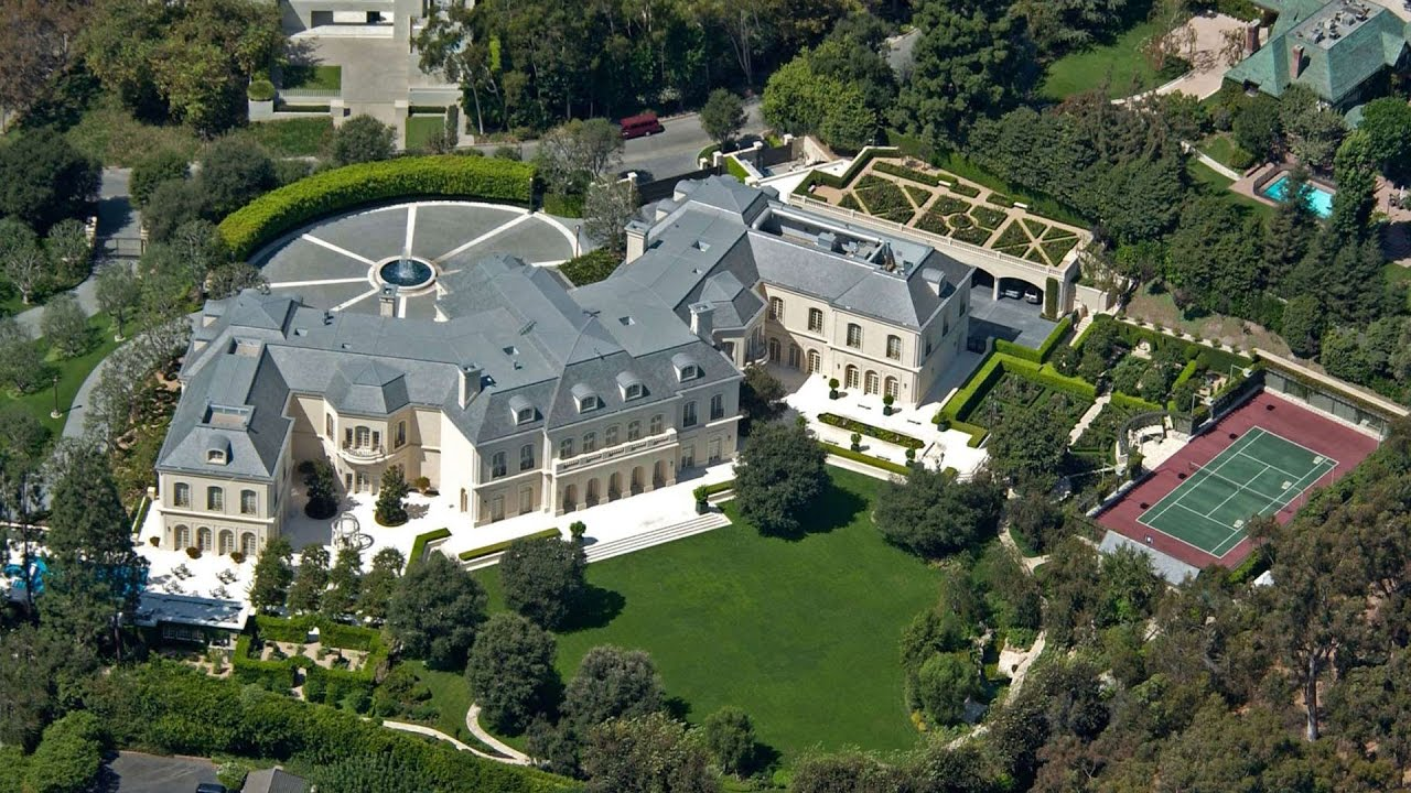Top 25 most expensive homes in america billionaire homes for Americas best home builders