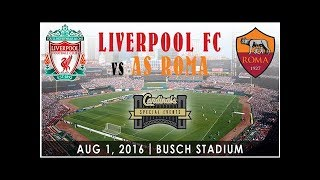 AS Roma v Liverpool: Ticket details