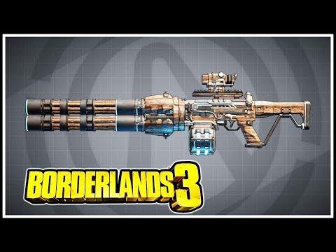 Lucian's Call Borderlands 3 Legendary Showcase
