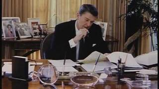 Reagan and the Economy: the 1982 Recession