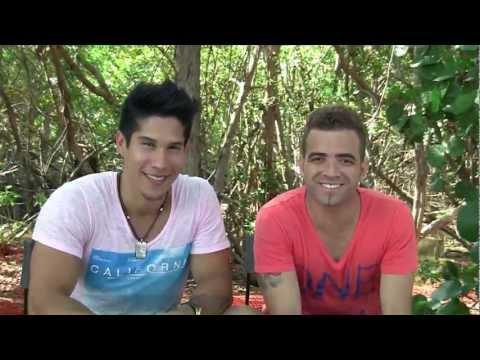 Detrás de cámaras con Chino y Nacho para LifeStyle Miami.com