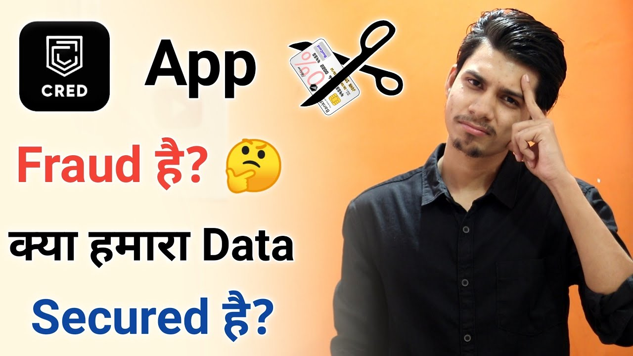 Download Is Cred App SECURED? How Cred App Earn Money ¦ Cred App Business Model ¦ Cred App Credit card Bill