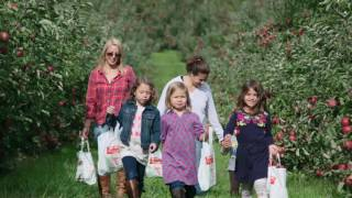 Fall Family Fun At Bishop's Orchards