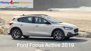 Ford Focus Active 2019 road test and review