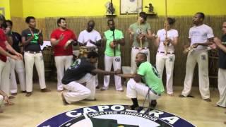 Trevor Jackson Capoeira