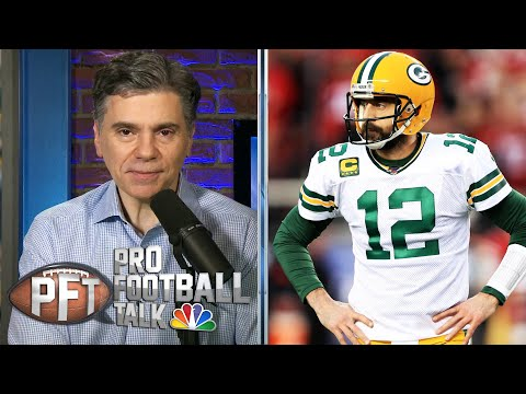 How much longer will Aaron Rodgers stay with Packers? | Pro Football Talk | NBC Sports