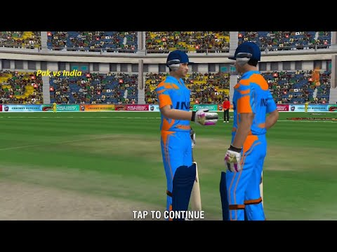 27 MAY #PAKISTAN VS #INDIA FINAL TEST MATCH #CRICKET GAMES #3D GAMES #WCC_2 #HIGHLIGHTS