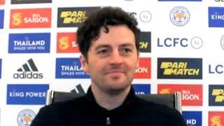 Leicester 2-4 Tottenham ? Ryan Mason ⚽️ Post-Match Press Conference