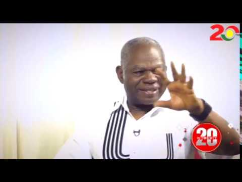 #TV320BY20 WITH DR EDWARD MAHAMA