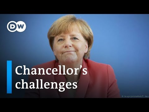 Analysis: Will Angela Merkel survive a politically turbulent 2019? | DW News
