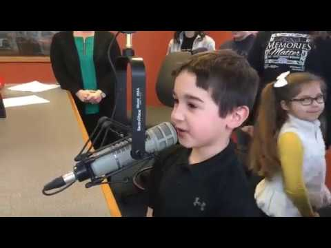Indiana in the Morning Interview: Penns Manor Students (3-14-18)