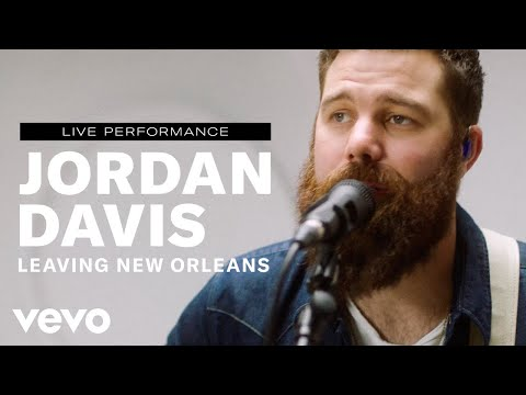 Leaving New Orleans (Live @ Vevo)