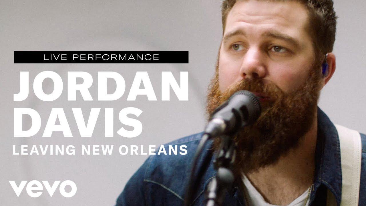 Jordan Davis - Leaving New Orleans